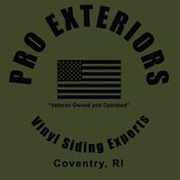 Pro Exteriors logo