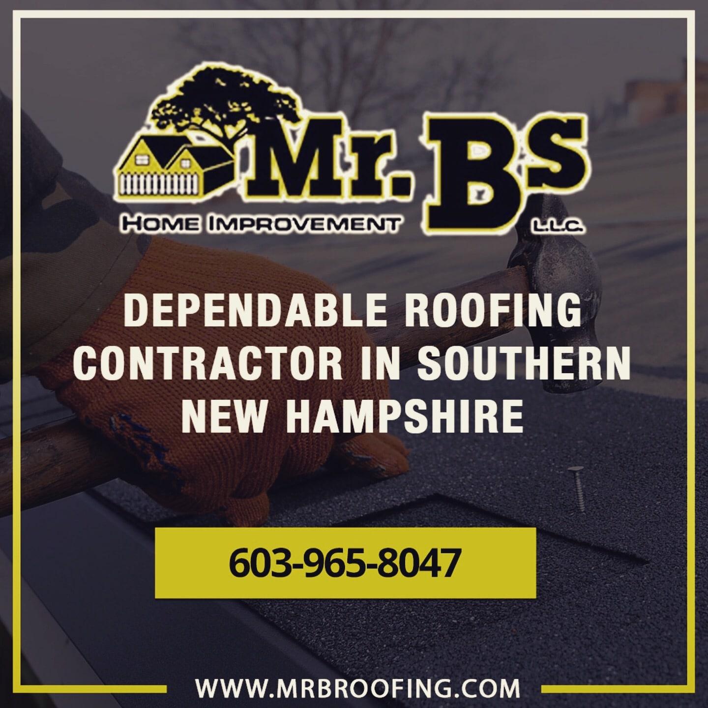 MR. Bs Roofing LLC logo