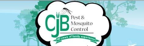 CJB Pest & Mosquito Control logo