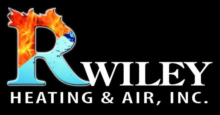 R Wiley Heating & Air logo