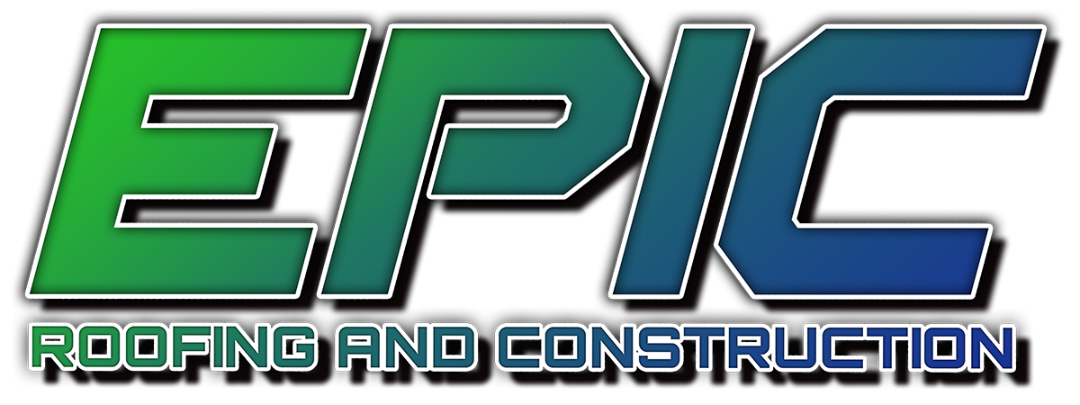 Epic Roofing & Construction logo