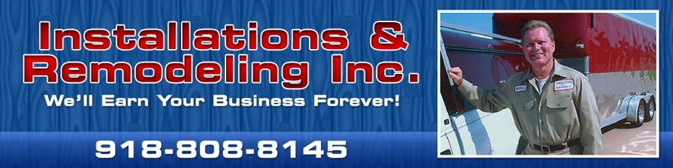 INSTALLATIONS & REMODELING INC logo