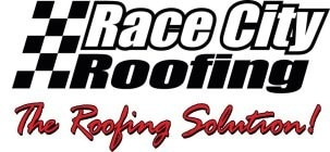 RACE CITY ROOFING logo