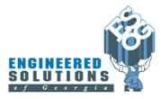Engineered Solutions of Georgia logo