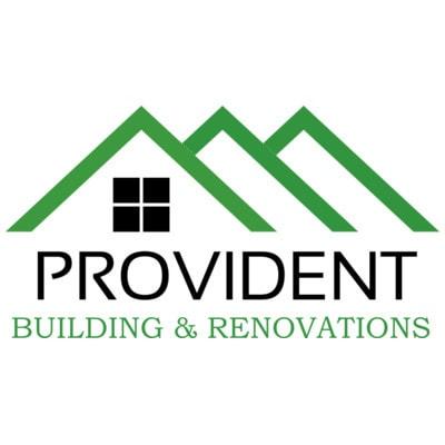 PROVIDENT BUILDING INC. logo