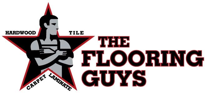 The Flooring Guys logo