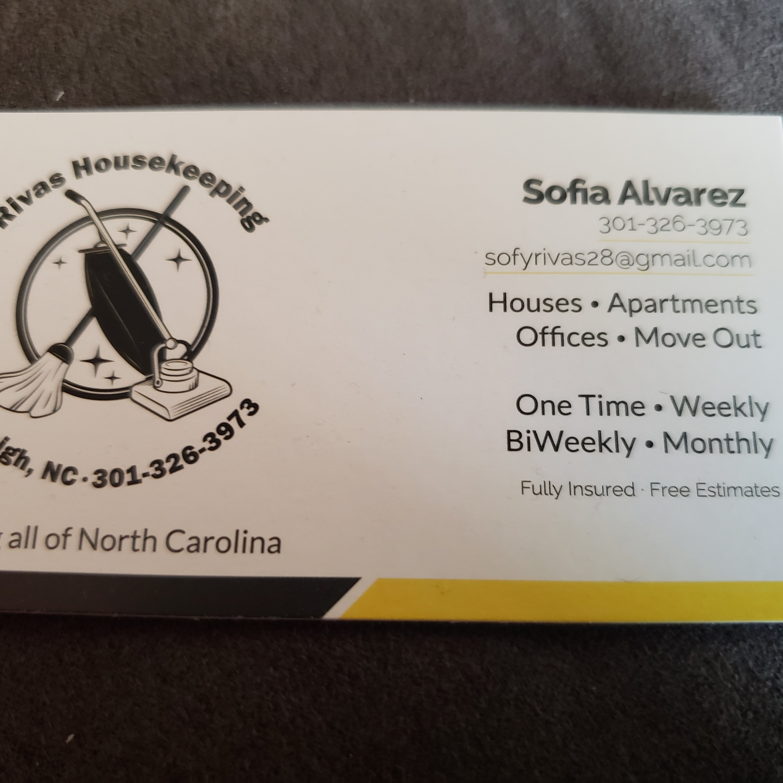 Rivas Housekeeping, LLC logo