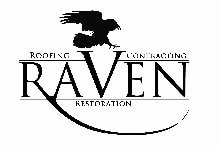 Raven Roofing and contracting Inc. logo