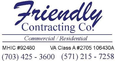 Friendly Painting And Contracting INC logo