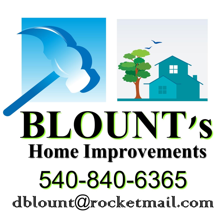 Blounts Home Improvements logo