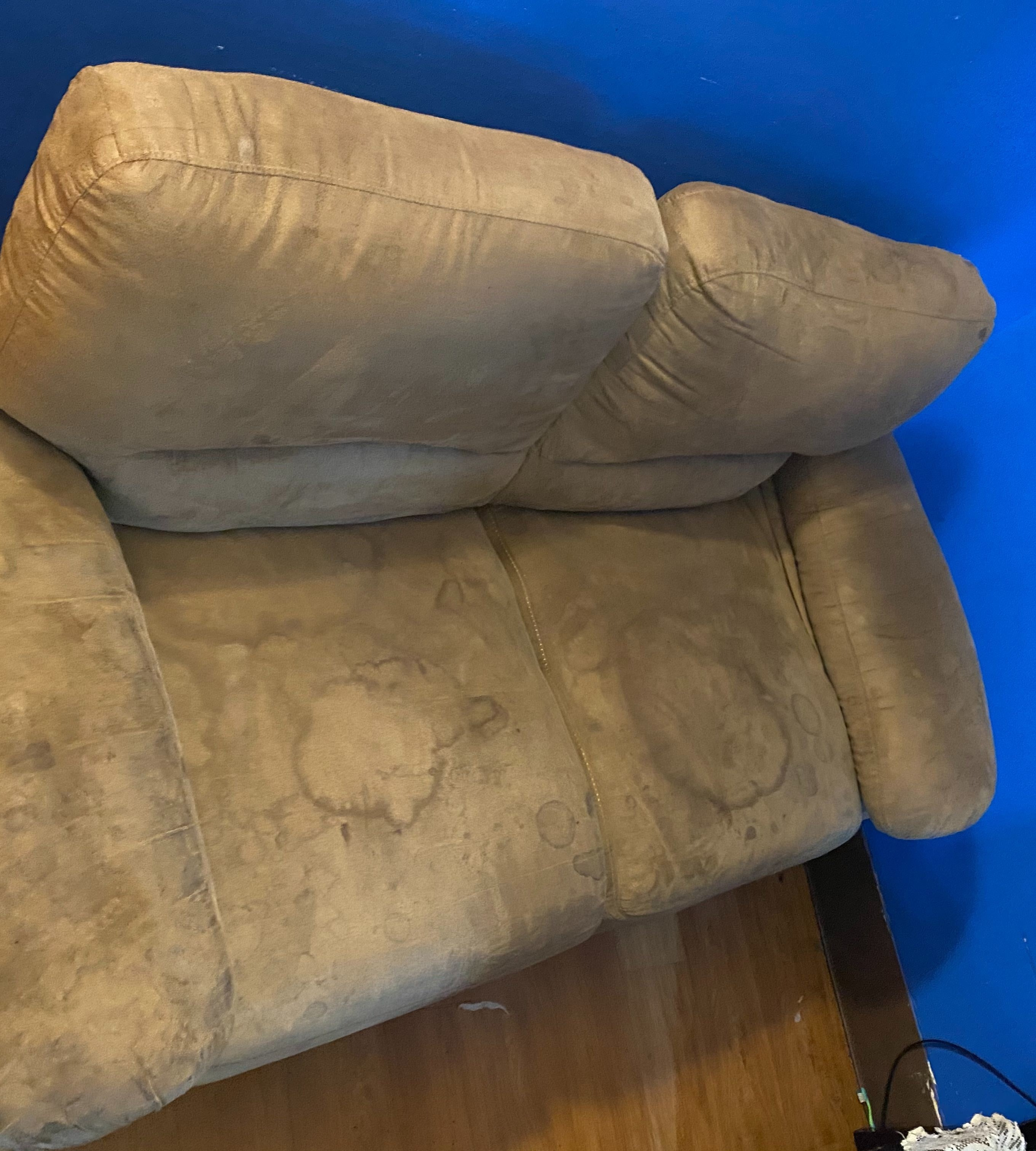 A Love Seat Cleaning Service