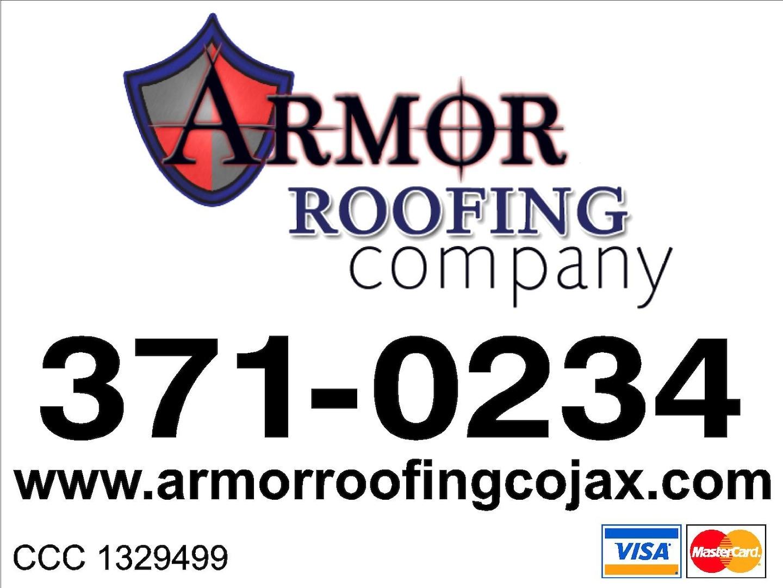 Armor Roofing Company logo