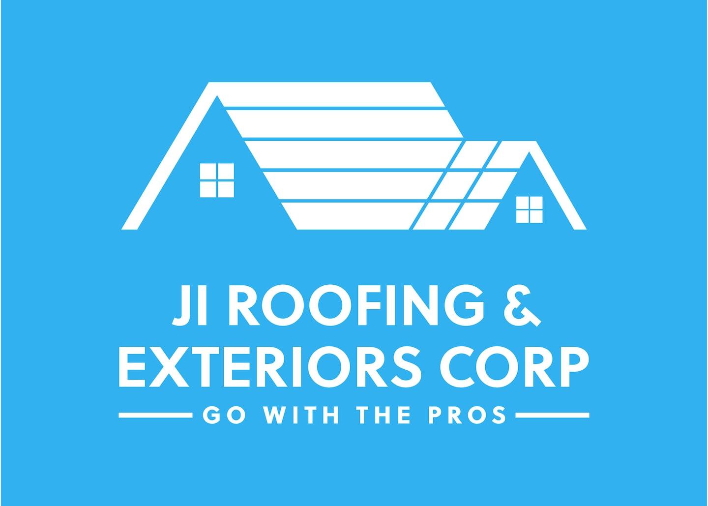 JI ROOFING & EXTERIORS CORP logo