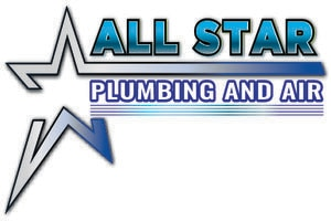 All Star Plumbing and Air	 logo