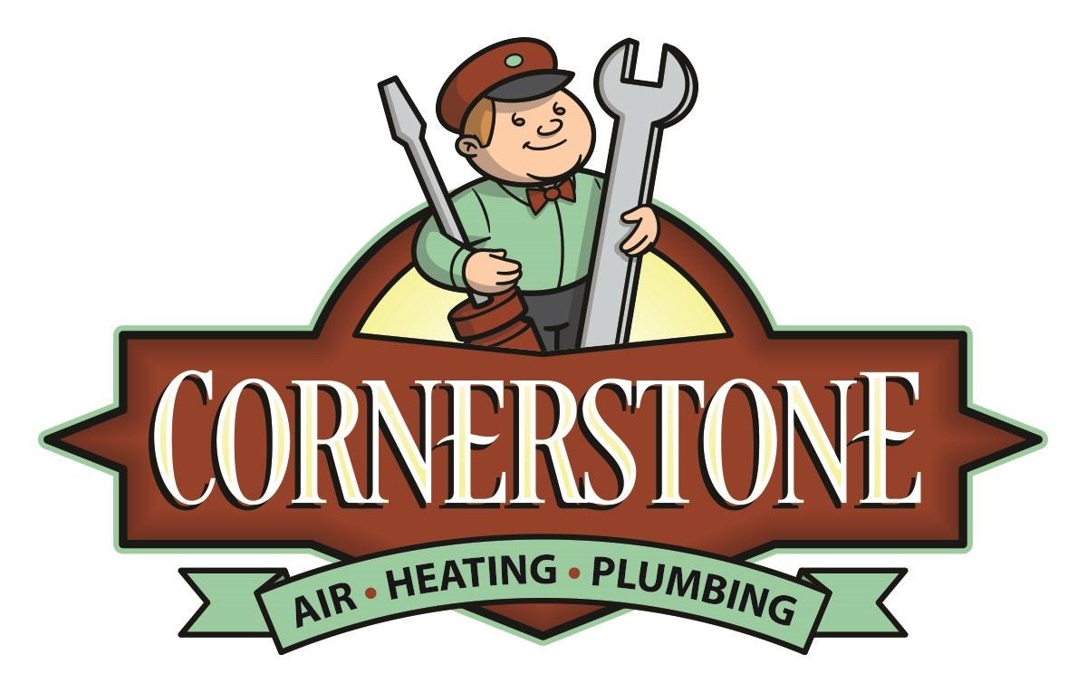 Cornerstone Air, Heating, Plumbing & Electrical logo