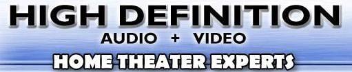 High Definition Audio Video logo