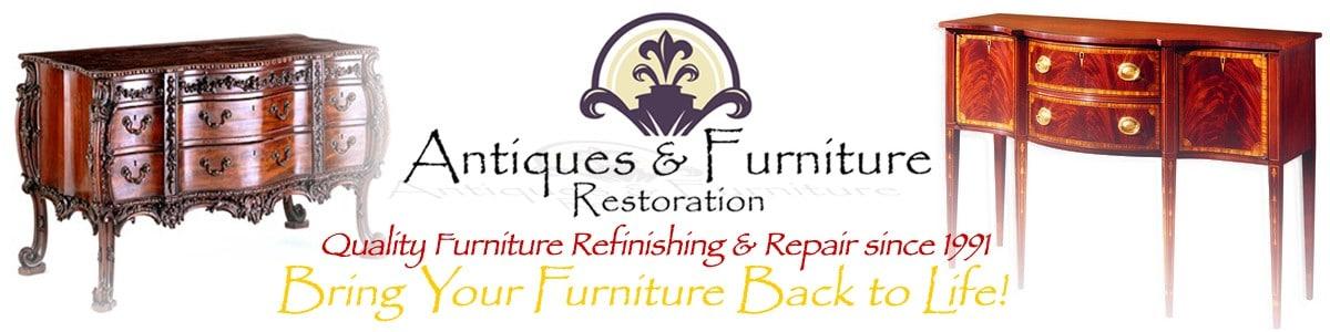 Antiques & Furniture Restoration Inc logo