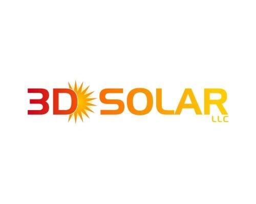 3D Solar logo