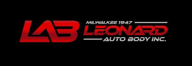 Leonard Auto Body logo