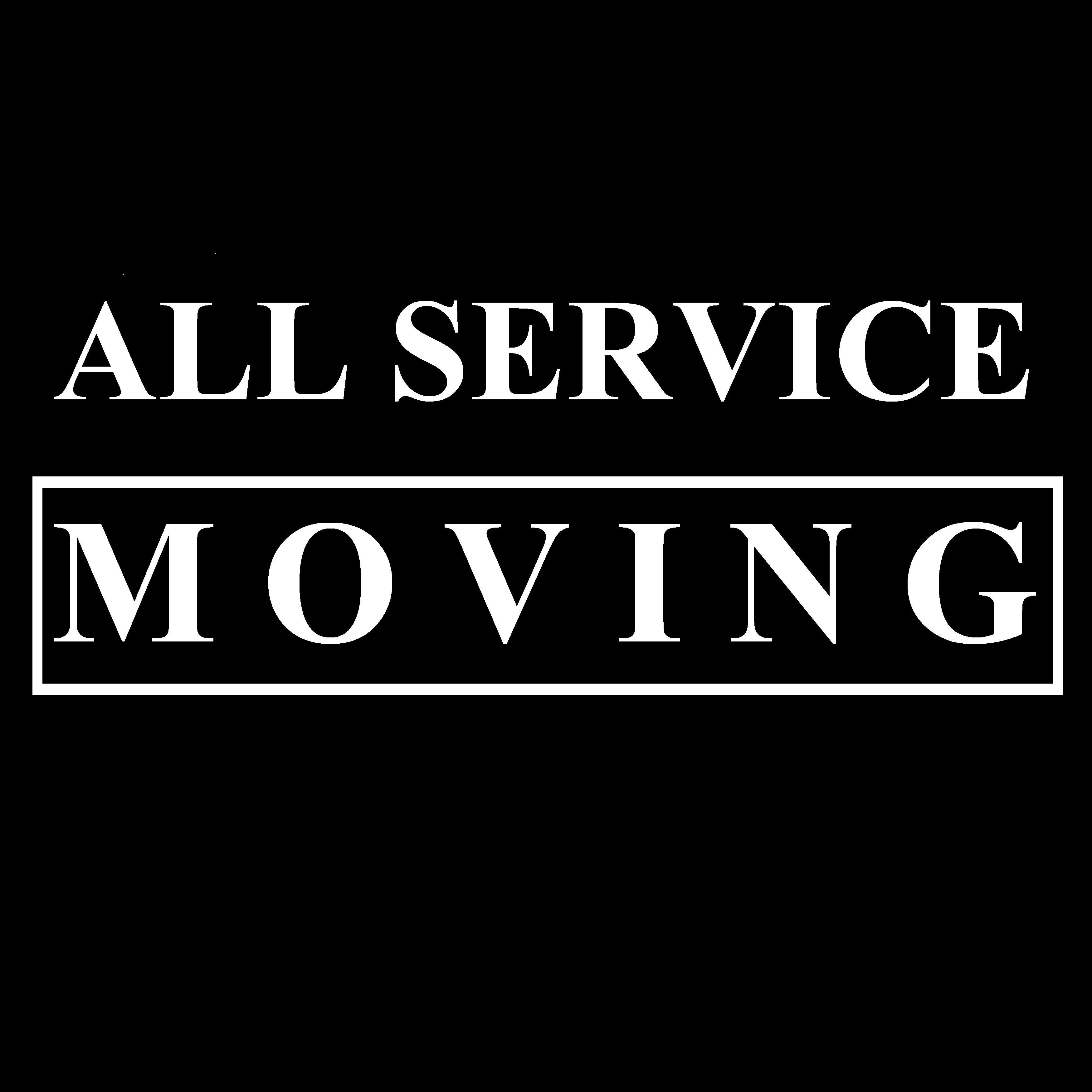 All Service Moving - Long Distance Moving  logo