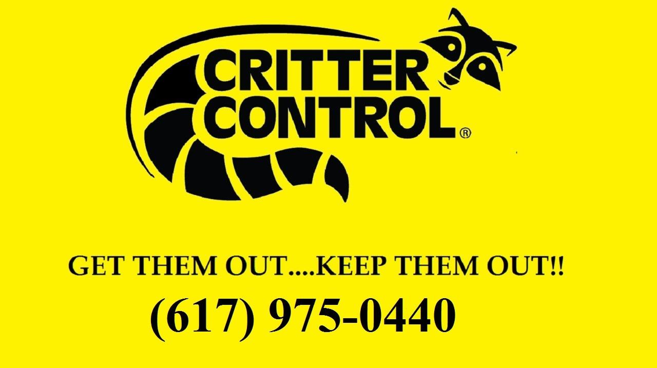 Critter Control of Boston logo