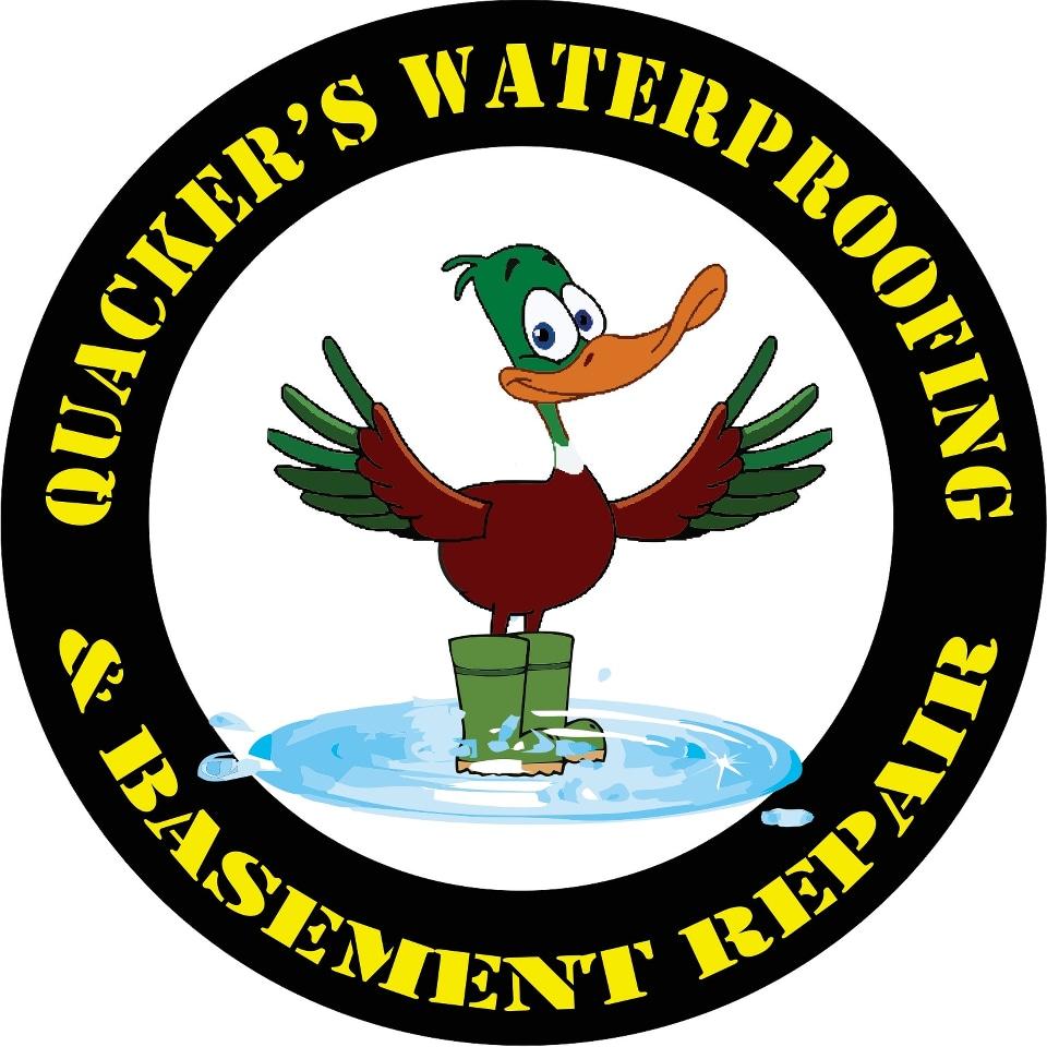 Quacker's Waterproofing & Basement Repair, LLC logo