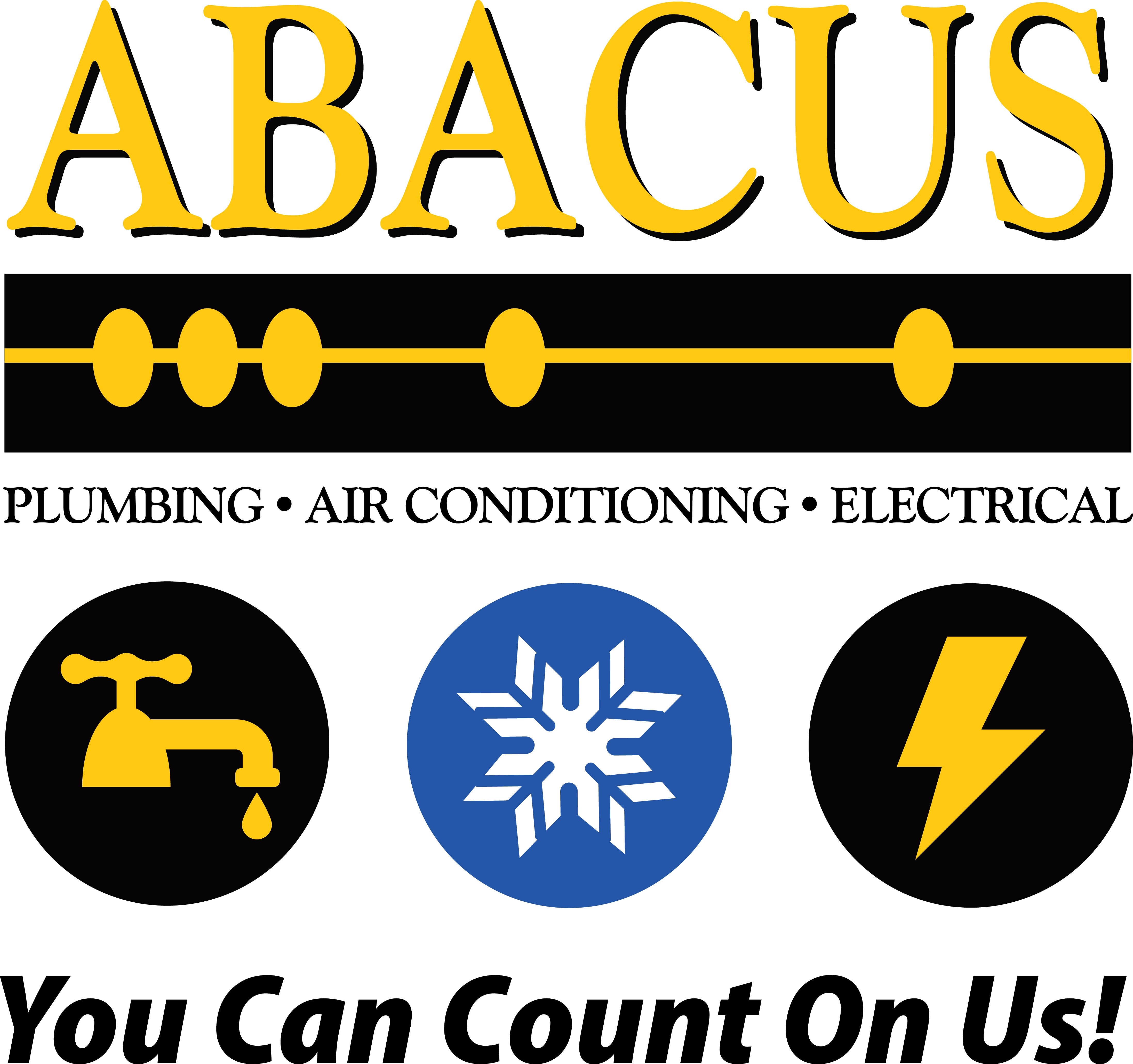 Abacus Plumbing Air Conditioning & Electrical logo