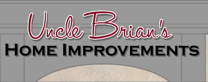 Uncle Brian's Home Improvements logo