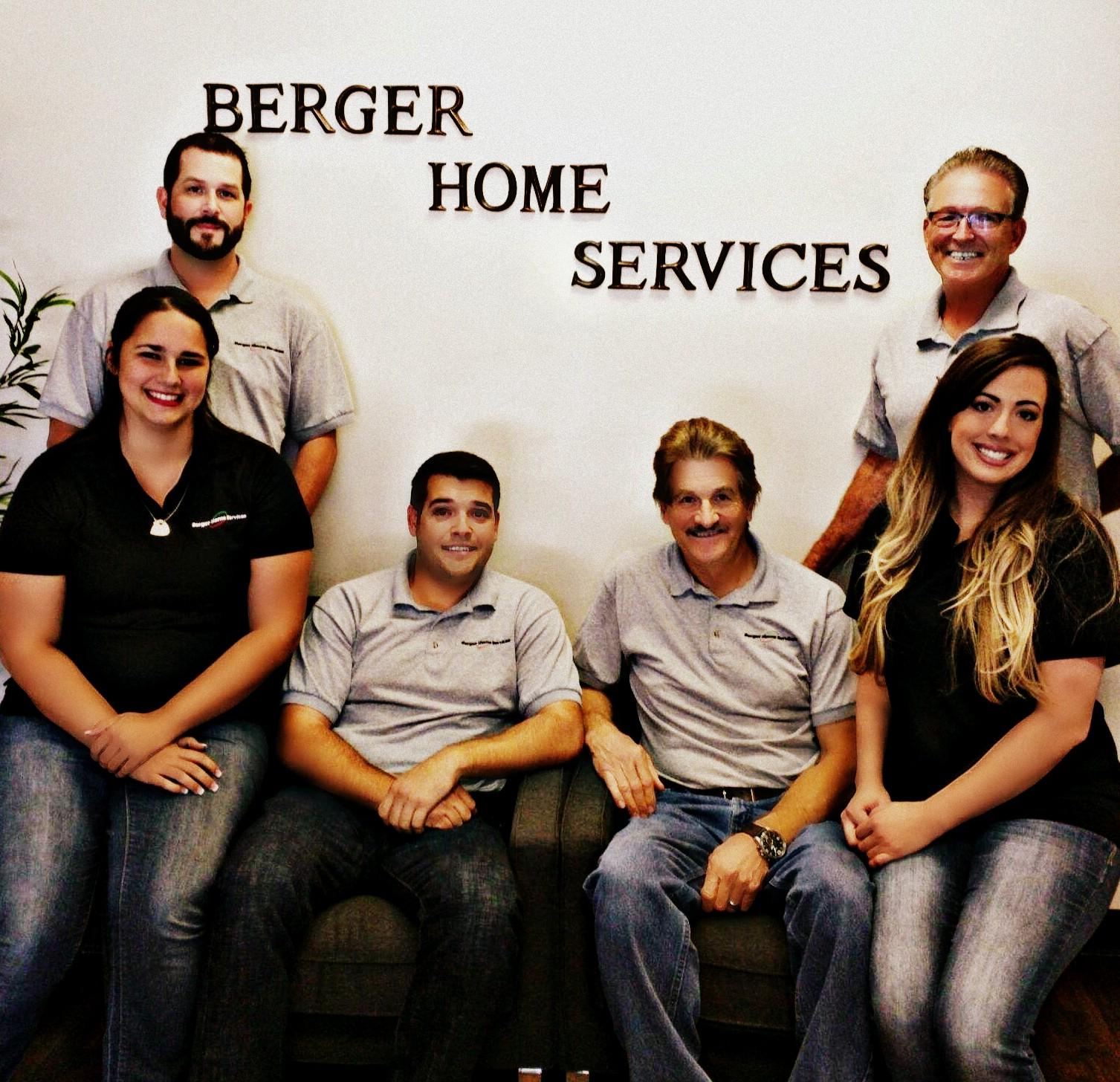 Gutters by Berger Home Services logo