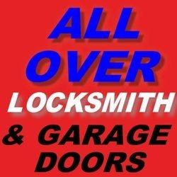 All Over Locksmith logo