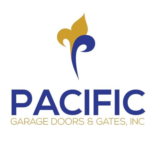 Pacific Garage Doors & Gates, Inc. logo