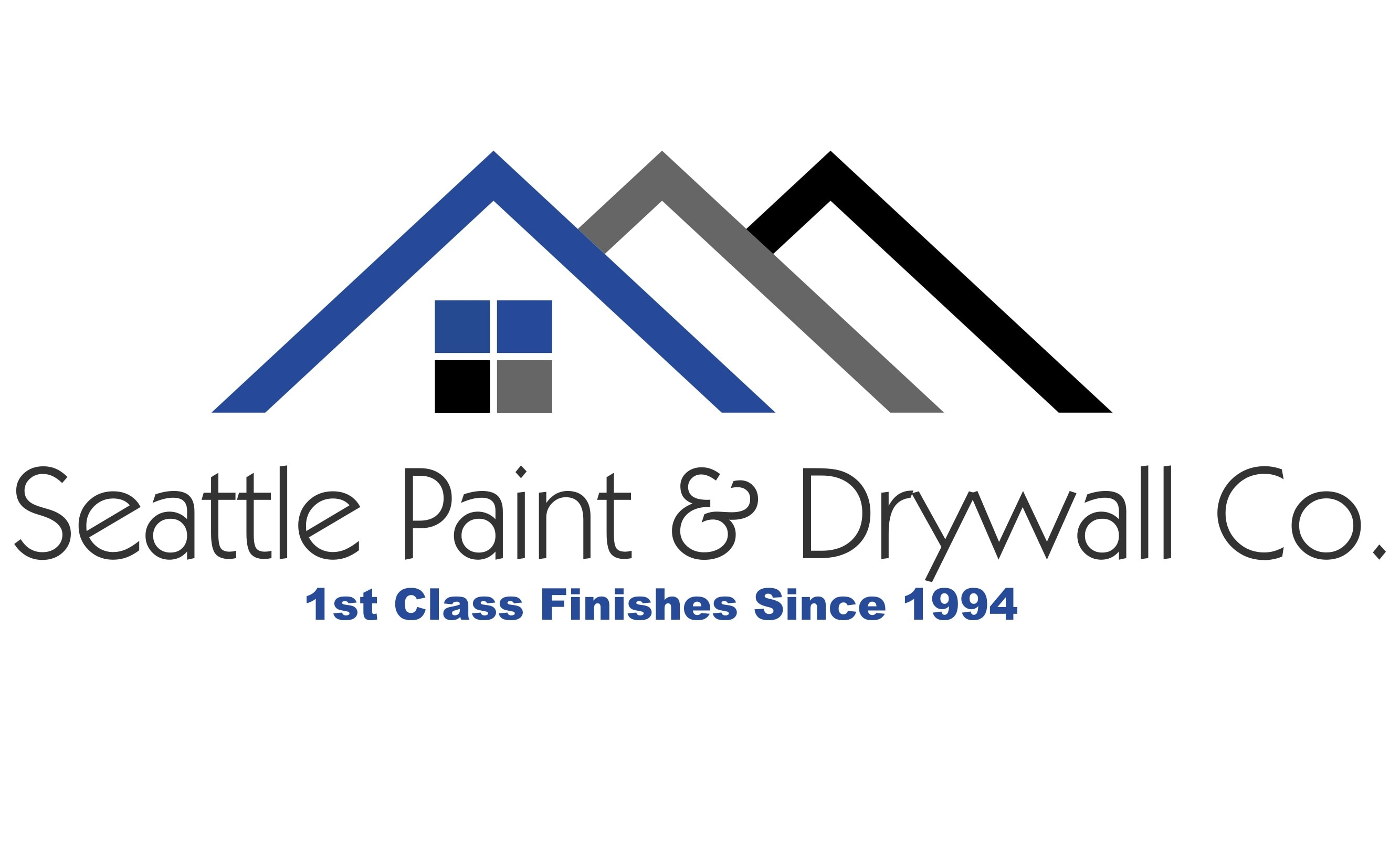 Seattle Paint and Drywall Co logo