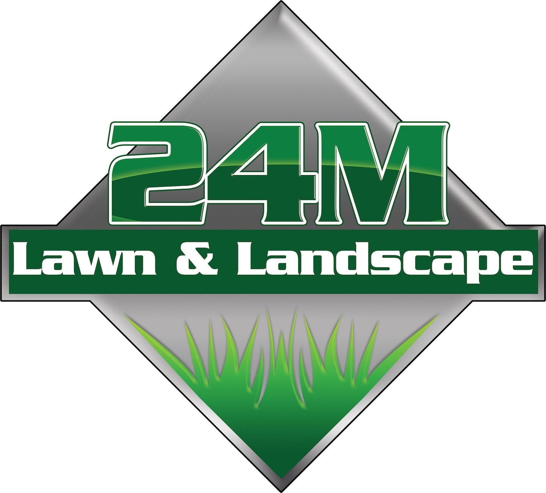 24M Lawn & Landscape Services LLC logo