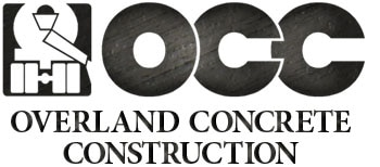 Overland Concrete Construction logo