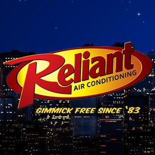 Reliant Air Conditioning logo