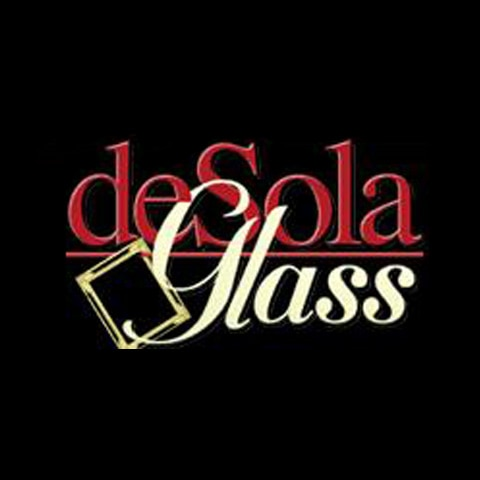 DESOLA GLASS- ART & FRAME GALLERY logo
