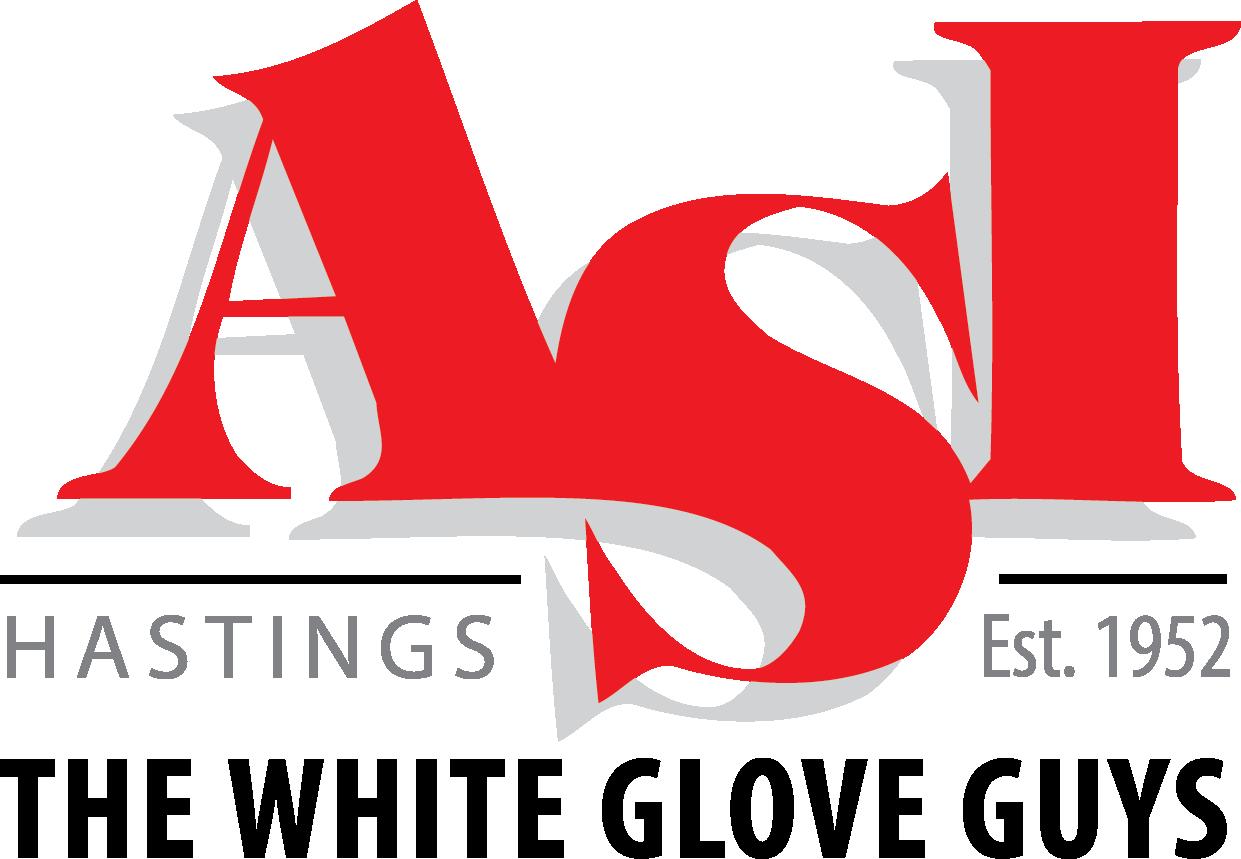 ASI The White Glove Guys! logo