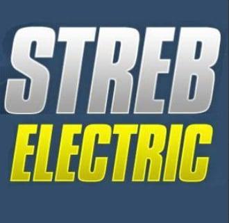 STREB ELECTRIC logo