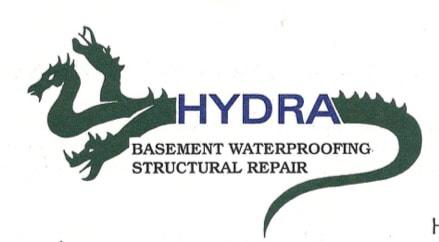 Hydra Basement Waterproofing logo