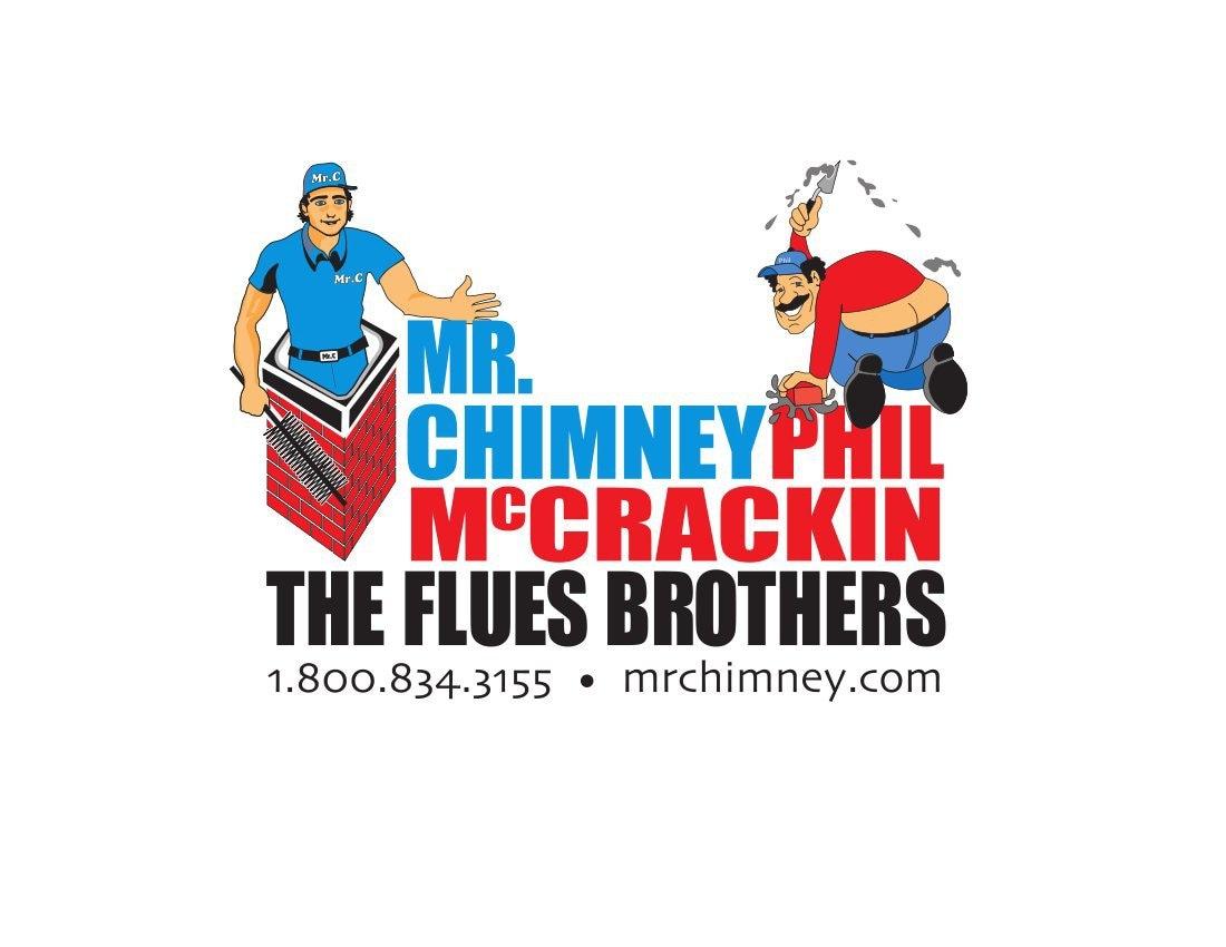 Mr Chimney logo