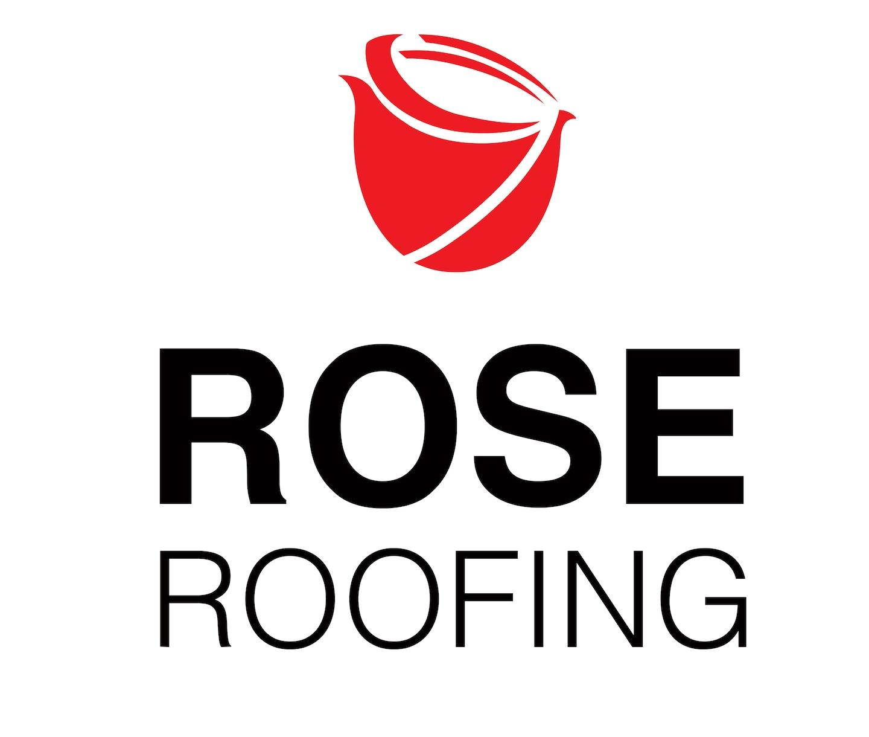 ROSE ROOFING logo