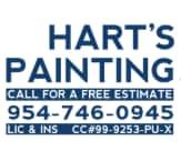 Hart's Painting logo