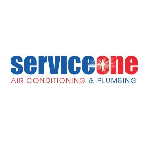 ServiceOne Air Conditioning & Plumbing LLC logo