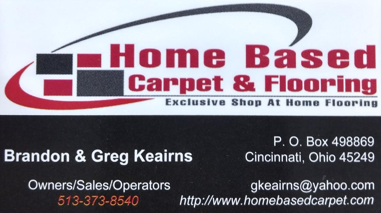 Home Based Carpet & Flooring LLC logo