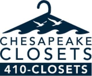 CHESAPEAKE CLOSETS logo