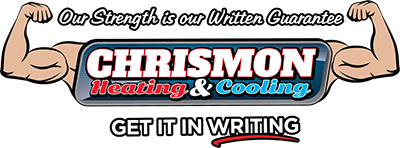 Chrismon Heating & Cooling logo