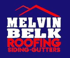 Melvin Belk Roofing logo