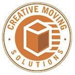 CREATIVE MOVING SOLUTIONS logo
