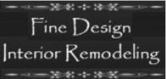Fine Design Interior Remodeling logo