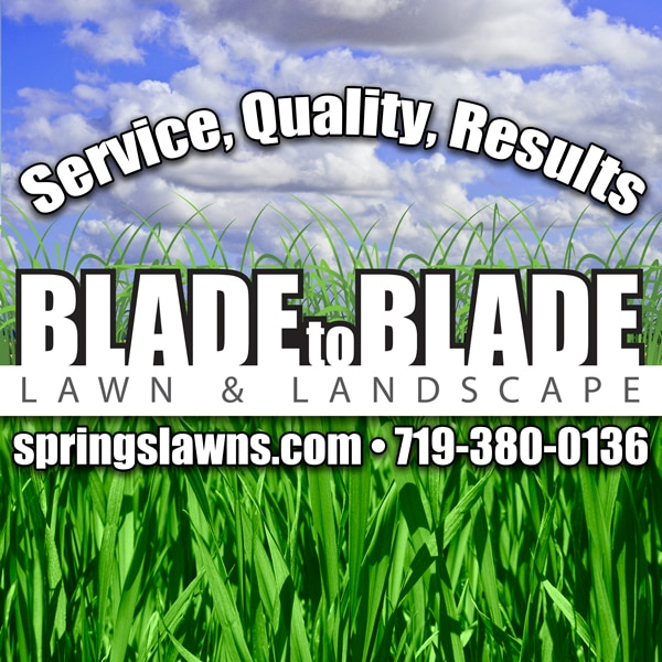 Blade To Blade Lawn & Landscape logo